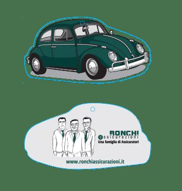 Ronchi Assicurazioni Milano- Profumatore Auto